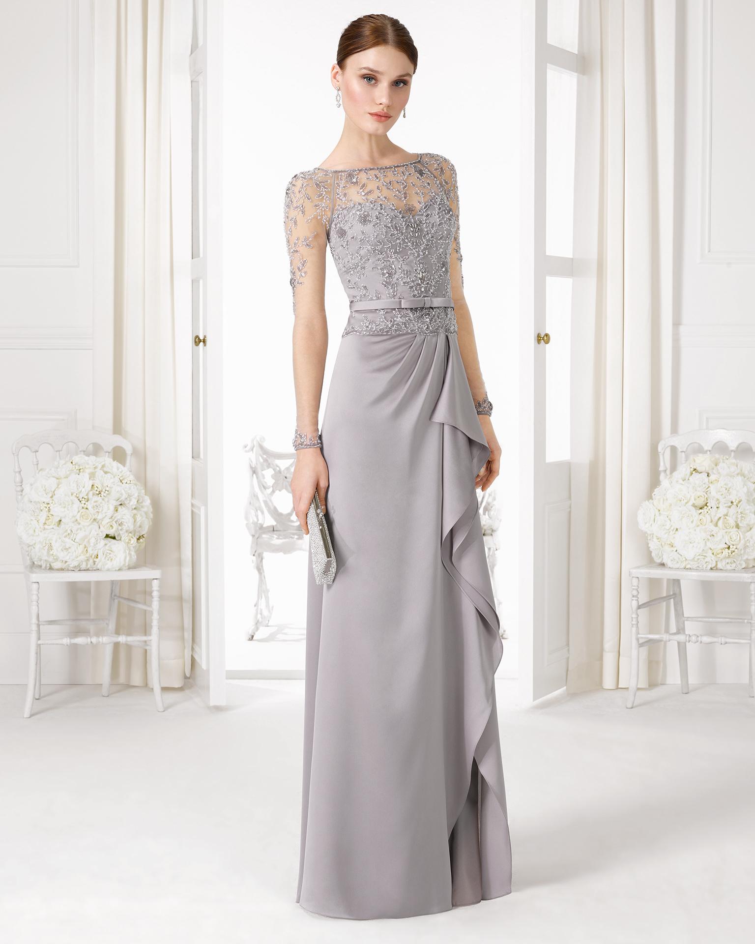 b998c0ce09f Vestidos de fiesta noche barcelona – Vestidos largos