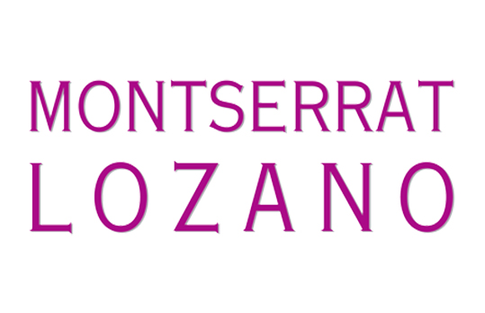 MONTSERRAT LOZANO portada